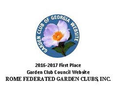 Rome Federated Garden Club - About Us on
